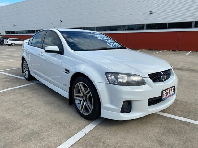 Used Holden Commodore VE II SV6 Morayfield, 2011 Holden Commodore VE II SV6 White 6 Speed Automatic Sedan