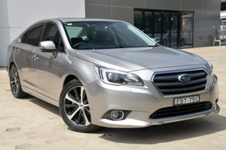 2015 Subaru Liberty B6 MY15 2.5i CVT AWD Premium Silver 6 Speed Constant Variable Sedan.