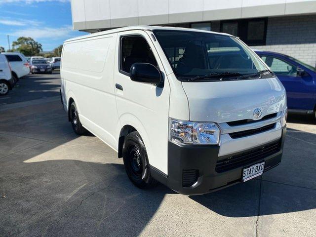 Used Toyota HiAce KDH201R LWB Hillcrest, 2018 Toyota HiAce KDH201R LWB White 4 Speed Automatic Van