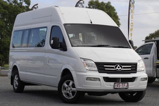 2014 LDV V80 Low Roof SWB White 6 Speed Automated Manual Bus.