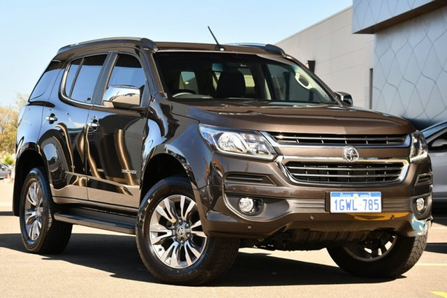 Used Holden Trailblazer RG MY20 LTZ Clarkson, 2020 Holden Trailblazer RG MY20 LTZ Brown 6 Speed Sports Automatic Wagon