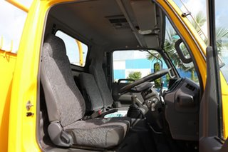 2000 Isuzu NPS Yellow Manual Firetruck