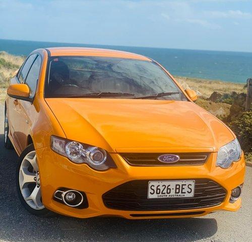 Used Ford Falcon FG MkII XR6 Turbo Christies Beach, 2014 Ford Falcon FG MkII XR6 Turbo Orange 6 Speed Sports Automatic Sedan