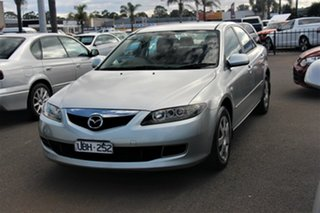 2005 Mazda 6 GG1032 Limited Silver 5 Speed Sports Automatic Sedan.