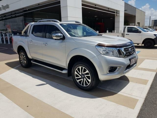 Pre-Owned Nissan Navara D23 Series II ST-X (4x4) (Sunroof) Gladstone, 2018 Nissan Navara D23 Series II ST-X (4x4) (Sunroof) Silver 7 Speed Automatic Dual Cab Utility