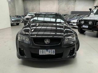 2006 Holden Commodore VE SV6 Black 5 Speed Sports Automatic Sedan.