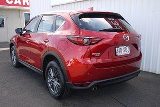2017 Mazda CX-5 KF4WLA Maxx SKYACTIV-Drive i-ACTIV AWD Sport 6 Speed Sports Automatic Wagon