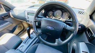2007 Ford Ranger PJ XL Crew Cab Green 5 Speed Automatic Utility