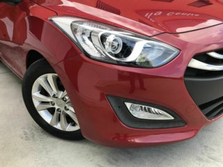 2014 Hyundai i30 GD2 MY14 Trophy Red 6 Speed Manual Hatchback