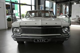 1966 Ford Falcon XP Deluxe White 3 Speed Manual Hardtop