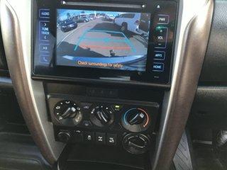 2015 Toyota Fortuner GUN156R GXL Silver 6 Speed Automatic Wagon