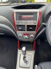 2008 Subaru Forester S3 MY09 XS AWD White 4 Speed Sports Automatic Wagon