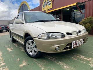 2005 Proton Jumbuck GLSi 5 Speed Manual Utility.