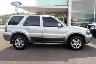 2006 Ford Escape ZC XLT Silver 4 Speed Automatic SUV.