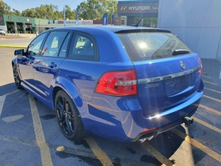 2017 Holden Commodore VF II MY17 SS V Sportwagon Redline Blue 6 Speed Sports Automatic Wagon