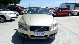 2007 Volvo S80 A Series MY07 V8 AWD Gold 6 Speed Sports Automatic Sedan.