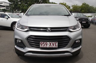 2017 Holden Trax TJ MY17 LT Silver 6 Speed Automatic Wagon.