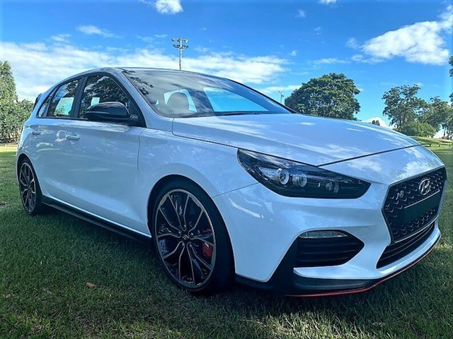 New Hyundai i30 PDe.3 MY20 N Performance Augustine Heights, 2020 Hyundai i30 PDe.3 MY20 N Performance Polar White 6 Speed Manual Hatchback