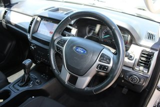 2018 Ford Ranger PX MkIII 2019.00MY XLT Silver 6 Speed Sports Automatic Utility