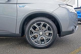 2014 Mitsubishi Outlander ZJ MY14.5 PHEV AWD Grey 1 Speed Automatic Wagon Hybrid
