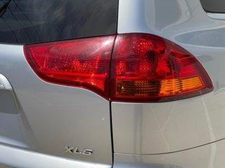 2012 Mitsubishi Challenger PB (KH) MY12 XLS Silver 5 Speed Sports Automatic Wagon