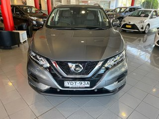 2017 Nissan Qashqai J11 Series 2 ST-L X-tronic Grey 1 Speed Constant Variable Wagon.