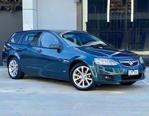 2011 Holden Berlina VE II International Sportwagon Blue 6 Speed Sports Automatic Wagon.
