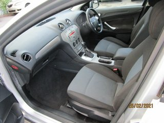 2009 Ford Mondeo MB LX Silver 6 Speed Automatic Hatchback