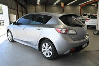 2011 Mazda 3 BL10F1 MY10 Maxx Activematic Sport Silver 5 Speed Sports Automatic Hatchback