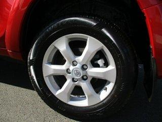 2011 Toyota RAV4 GSA33R MY11 ZR6 Red 5 Speed Automatic Wagon