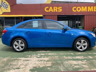 2014 Holden Cruze JH Series II MY14 Equipe 6 Speed Sports Automatic Sedan.