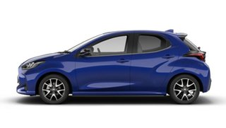 2020 Toyota Yaris Mxpa10R ZR Lunar Blue 10 Speed Constant Variable Hatchback