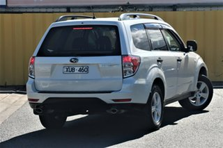 2010 Subaru Forester S3 MY10 X AWD Pearl White 4 Speed Sports Automatic Wagon