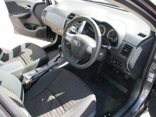 2010 Toyota Corolla ASCENT Grey 4 Speed Automatic Sedan