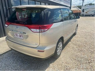 2009 Toyota Tarago ACR50R GLi Gold 4 Speed Automatic Wagon
