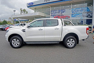 2020 Ford Ranger PX MkIII 2020.75MY XLT Alabaster White 10 Speed Sports Automatic Double Cab Pick Up