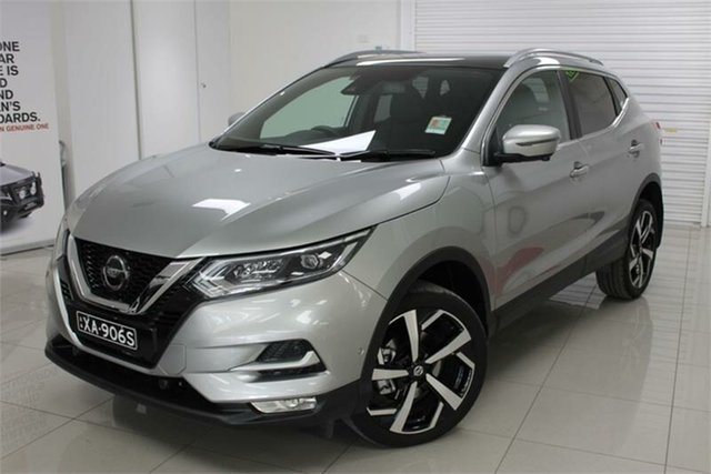 Demo Nissan Qashqai TI , 2020 Nissan Qashqai J11 Series 3 TI Platinum 1 Speed Constant Variable Wagon