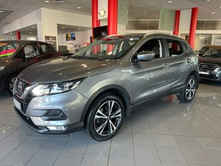 2017 Nissan Qashqai J11 Series 2 ST-L X-tronic Grey 1 Speed Constant Variable Wagon