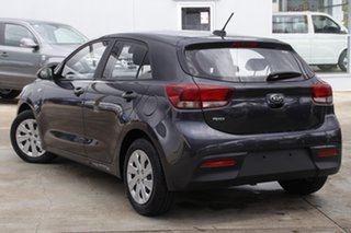 2019 Kia Rio YB MY20 S Grey 4 Speed Sports Automatic Hatchback.