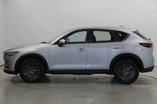 2019 Mazda CX-5 KF2W7A Maxx SKYACTIV-Drive FWD Sport Silver 6 Speed Sports Automatic Wagon.