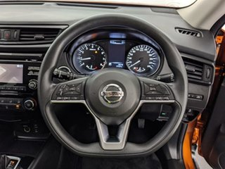 2019 Nissan X-Trail T32 Series II ST X-tronic 2WD Orange 7 Speed Constant Variable Wagon