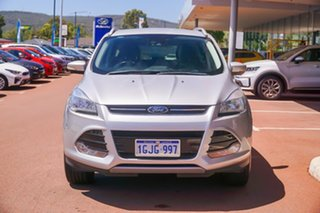 2016 Ford Kuga TF MY16.5 Trend AWD Silver 6 Speed Sports Automatic Wagon