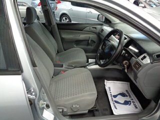 2004 Mitsubishi Lancer CH MY05 ES Silver 4 Speed Automatic Sedan