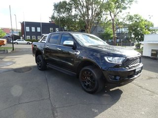 2019 Ford Ranger PX MKIII 2019.0 XLT Shadow Black 10 Speed Sports Automatic Double Cab Pick Up.