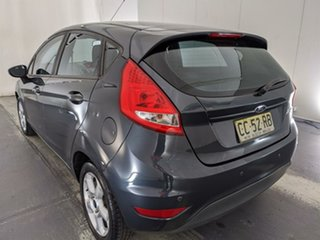 2010 Ford Fiesta WS LX Grey 4 Speed Automatic Hatchback