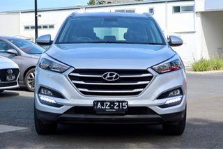 2016 Hyundai Tucson TL Active X 2WD Silver 6 Speed Sports Automatic Wagon