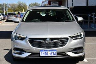 2019 Holden Calais ZB MY19.5 V Liftback AWD Silver 9 Speed Sports Automatic Liftback