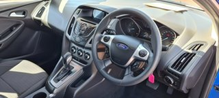 2013 Ford Focus LW MkII Trend PwrShift Blue 6 Speed Sports Automatic Dual Clutch Hatchback