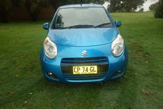 2012 Suzuki Alto GF GL Blue 4 Speed Automatic Hatchback