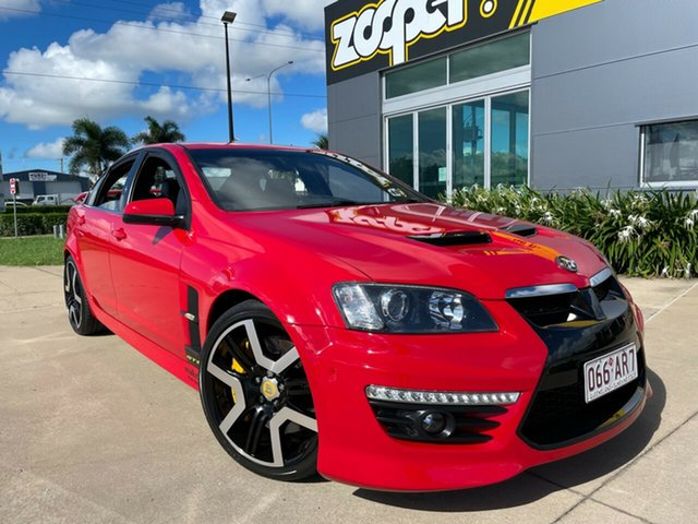 Used Holden Special Vehicles GTS E Series 3 Townsville, 2011 Holden Special Vehicles GTS E Series 3 Red 6 Speed Manual Sedan